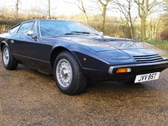 Navigate to Lot 268 - 1979 Maserati Khamsin