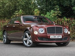 Navigate to Lot 222 - 2015 Bentley Mulsanne Speed