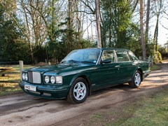 Navigate to Lot 202 - 1997 Bentley Turbo RT