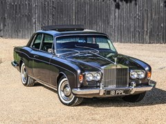 Navigate to Lot 194 - 1969 Rolls-Royce Two-Door Fixedhead Coupé by Mulliner Park Ward