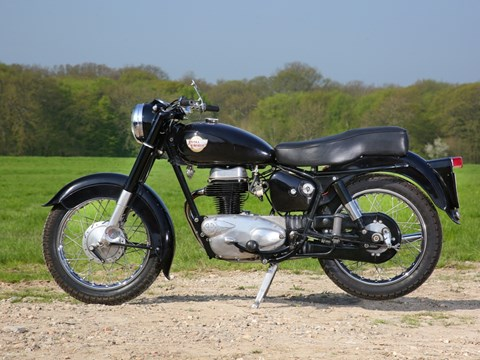 Ref 128 1956 Royal Enfield Crusader