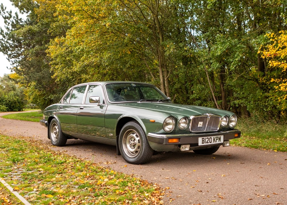 1984 Jaguar Sovereign Series III (4.2 Litre)