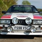 1988 Audi Quattro MB Turbo -