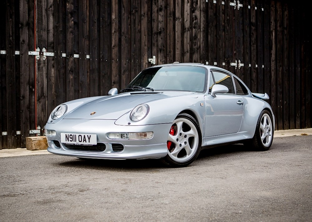 Lot 201 - 1996 Porsche 911 / 993 Turbo