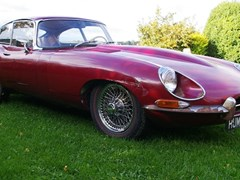 Navigate to Lot 299 - 1968 12947 E-Type Series II Fixed Head Coupé (4.2 litre)