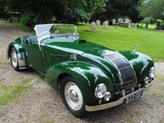 Navigate to Lot 231 - 1947 Allard K1 Roadster