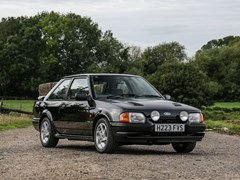 Navigate to Lot 141 - 1991 Ford Escort Mk. IV RS Turbo