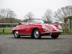 Navigate to Lot 265 - 1961 Porsche 356B 1600 Cabriolet