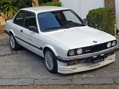 Navigate to Lot 324 - 1986 BMW E30 C1 Alpina