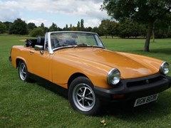 Navigate to Lot 327 - 1976 MG Midget Mk. IV