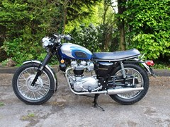 Navigate to Lot 336 - 1970 Triumph Bonneville 120R (Export model)