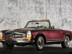 Navigate to Lot 267 - 1970 Mercedes-Benz 280 SL Pagoda