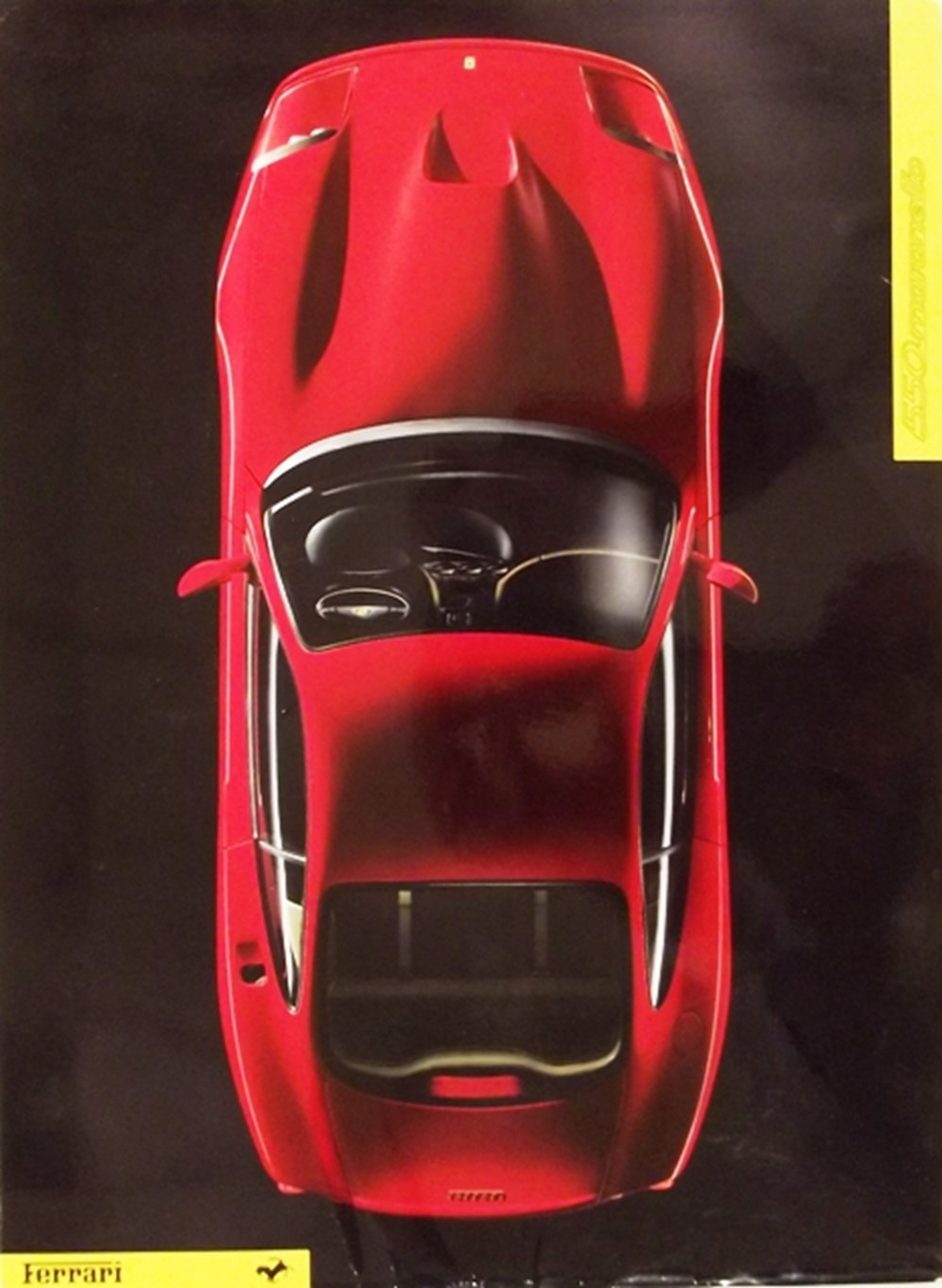 Lot 056 - Ferrari F355 brochure