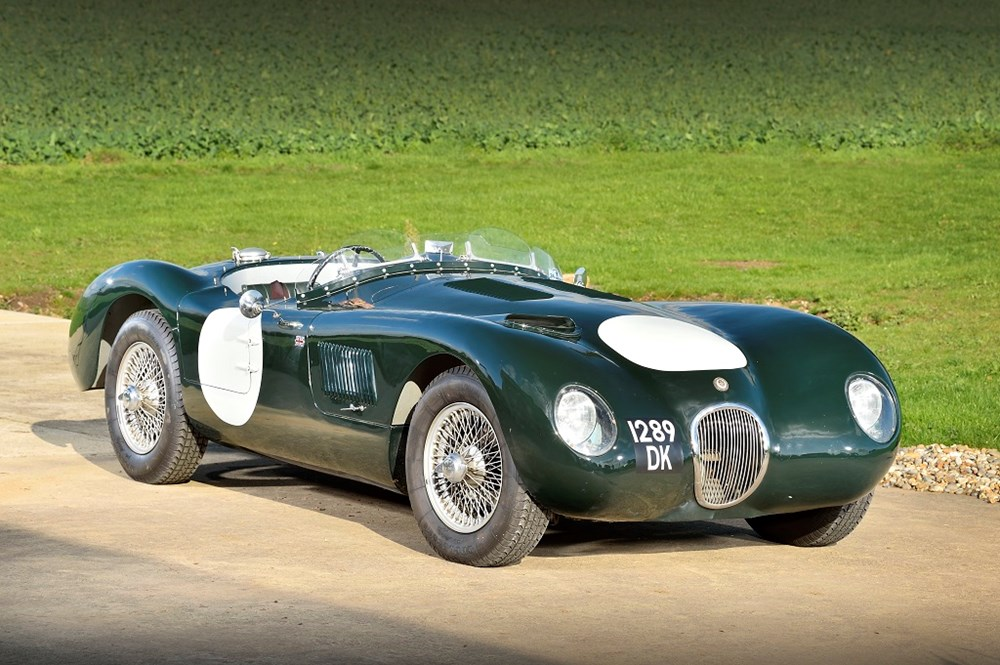 Lot 153 - 1996 Jaguar C-Type Recreation by CERA