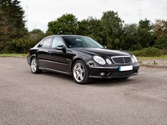 Navigate to Lot 241 - 2003 Mercedes-Benz E55 AMG