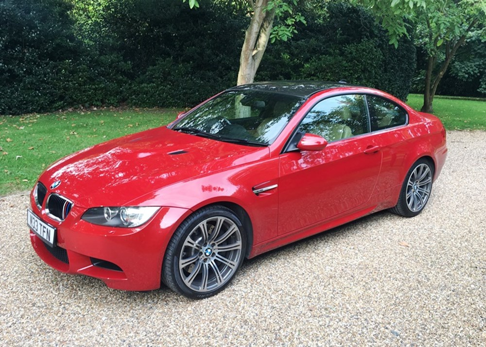 Ref 130 2010 Bmw M3 Coupe Classic Sports Car Auctioneers
