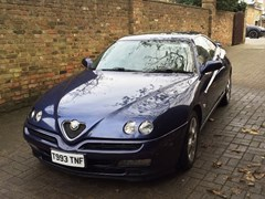 Navigate to Lot 269 - 2000 Alfa Romeo GTV (V6)