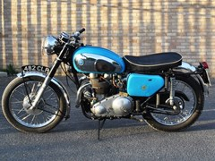 Navigate to Lot 358 - 1961 AJS Model 31 CSR 'Thruxton' (650cc)
