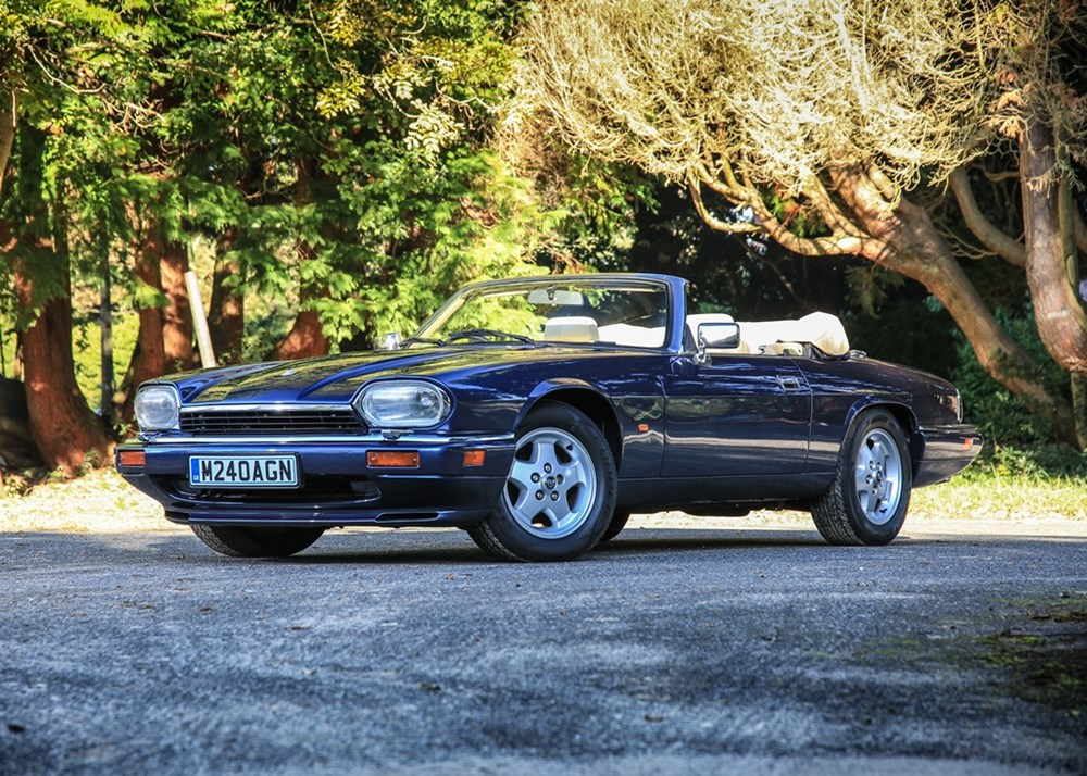Lot 208 - 1994 Jaguar XJS Convertible (4.0 litre)
