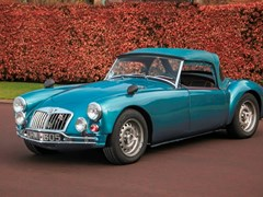 Navigate to Lot 256 - 1959 MG A Roadster 'Twincam' to fast road specification