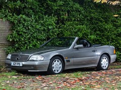 Navigate to Lot 305 - 1991 Mercedes-Benz 500 SL Roadster