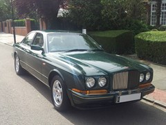Navigate to Lot 222 - 1992 Bentley Continental R