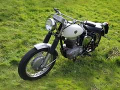Navigate to Lot 111 - 1960 Royal Enfield Crusader Sports