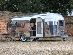 Navigate to Lot 244 - 1954 Airstream 19ft Caravan