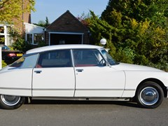 Navigate to Lot 260 - 1973 Citroën DS23 Pallas