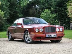 Navigate to Lot 158 - 1994 Bentley Continental R