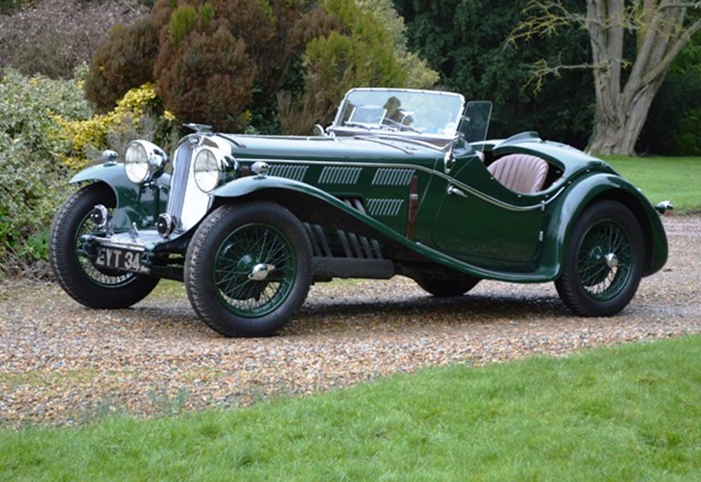 Lot 267 - 1938 Triumph Dolomite Straight Six/Eight Honour