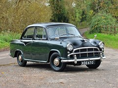 Navigate to Lot 230 - 1958 Morris Oxford Series III