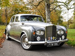 Navigate to Lot 276 - 1965 Bentley S3 Standard Steel Saloon