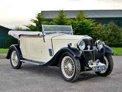 Navigate to Lot 249 - 1934 Riley Nine Mk. III Open Tourer