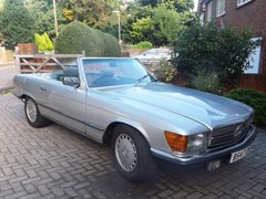 Navigate to Lot 327 - 1984 12987 280SL Roadster