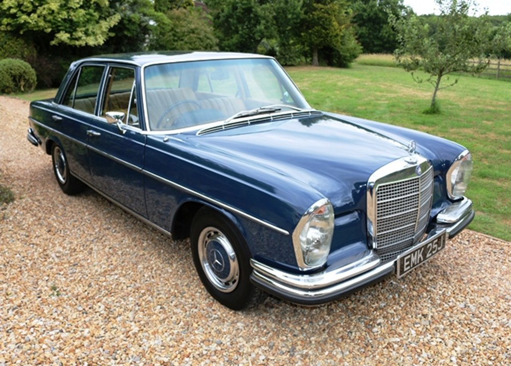 Lot 221 - 1970 Mercedes-Benz 280 S