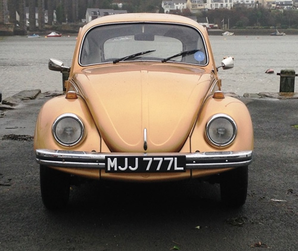 Lot 234 - 1972 Volkswagen Beetle 1300