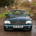 Ref 1 1996 Mercedes-Benz SL 500 Roadster -