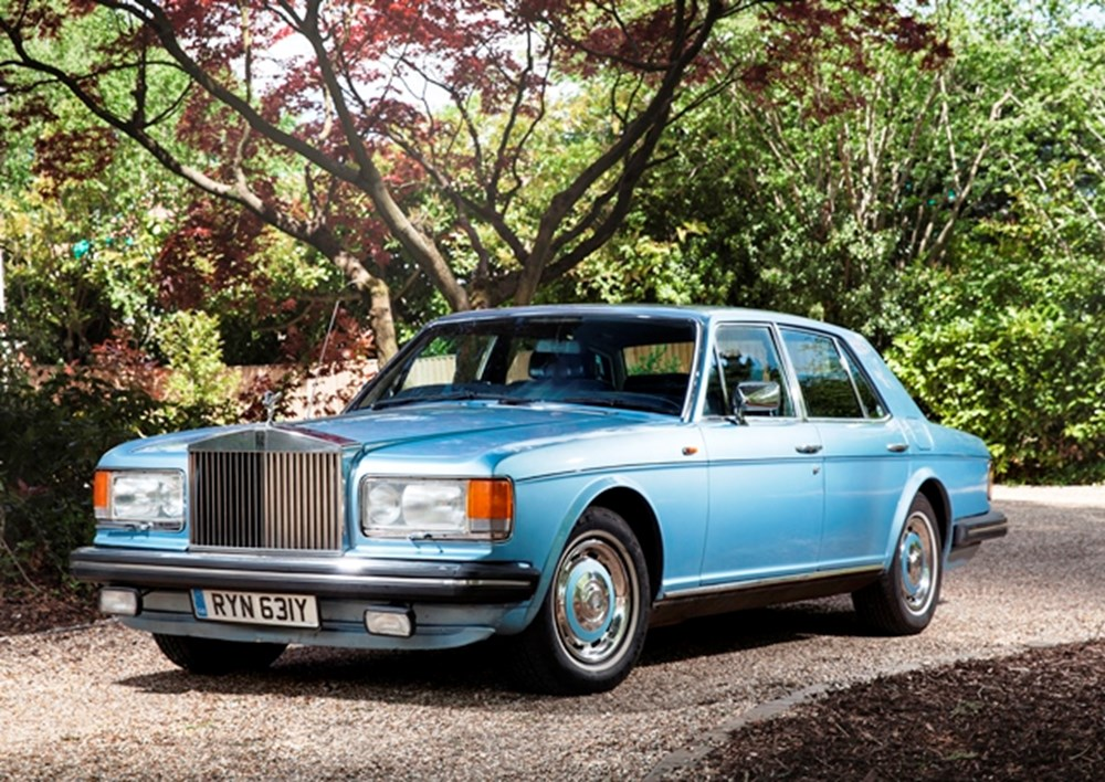 Lot 275 - 1982 Rolls-Royce Silver Spirit