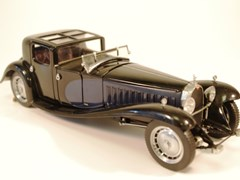 Navigate to Type 41 Bugatti Royale model