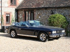 Navigate to Lot 266 - 1975 Jensen Interceptor Mk III Convertible