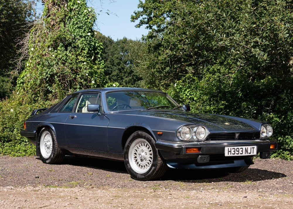 Lot 246 - 1990 Jaguar XJ-S HE Le Mans