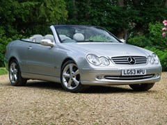 Navigate to Lot 136 - 2013 Mercedes-Benz CLK 500 Elegance