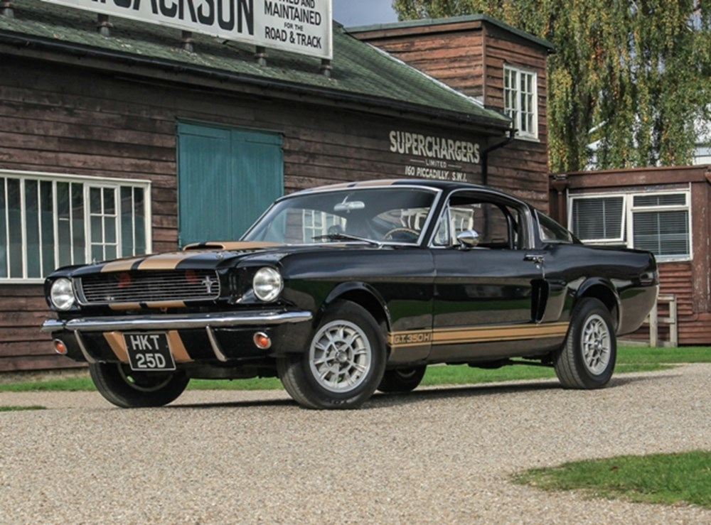 Lot 187 - 1966 Shelby Mustang Shelby GT350 H