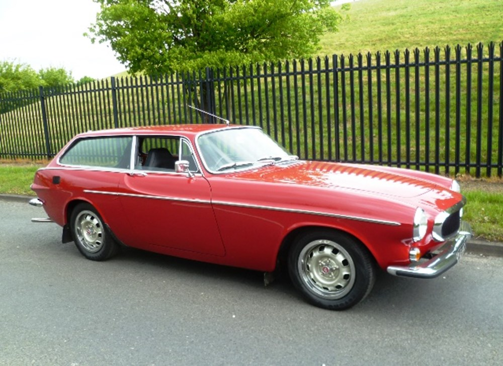 Lot 139 - 1972 Volvo 1800ES Shooting-Brake