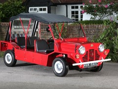 Navigate to Lot 241 - 1965 Mini Moke