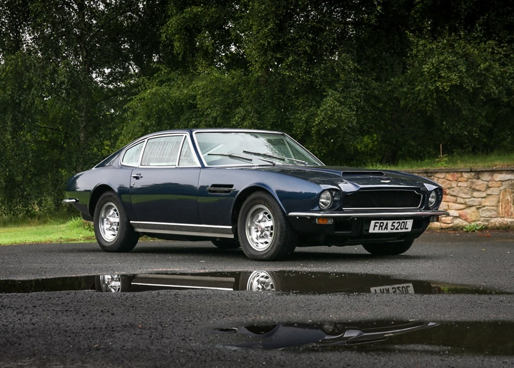 Lot 157 - 1973 Aston Martin V8 Series II Fi