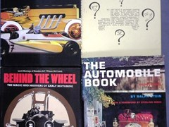 Navigate to Eleven motoring books