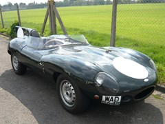 Navigate to Lot 341 - 1977 Jaguar D-Type 'Long Nose' by RAM