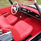 Ref 158  1962 Mercedes-Benz 190 SL Roadster -